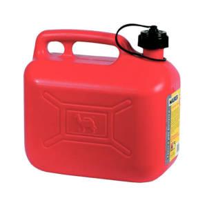 Tanica 10 Litri in plastica HDPE per carburanti Omologazione UN Maurer