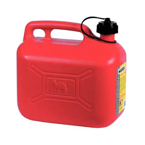 Tanica 20 Litri in plastica HDPE per carburanti Omologazione UN Maurer