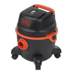 Bidone aspirapolvere aspiraliquidi Black&Decker BXVC15PE 15 litri 1200 w