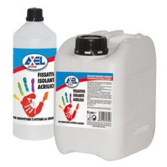 Isolante fissativo acrilico ad acqua Primer 1 Litro Axel