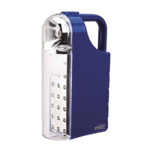 Lampada Emergenza Portatile 18 LED Batteria Ricaricabile Melchioni