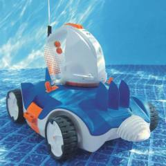 Robot Pulizia Piscina Automatico Senza Filo Aquatronix Bestway 58482