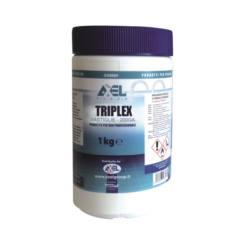 TRIPLEX PASTIGLIE 200 gr TRICLORO MULTIFUNZIONE 10 KG AXEL