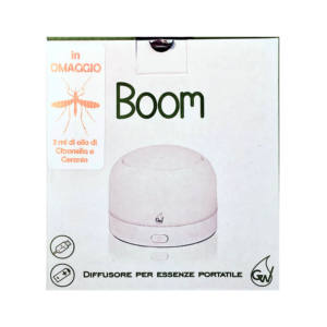 Tamponi di Ricambio per Diffusore aromi portatile Boom Gisa 5 Pezzi