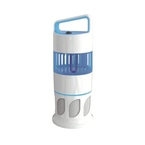 Zanzariera elettrica 13 KW con aspirazione per interni esterni fino a 80 mq