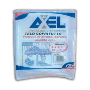TELO COPRITUTTO TRASPARENTE 4X4 metri Axel