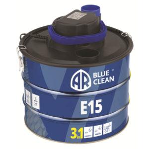 BIDONE ASPIRACENERE E15 Blue Clean 1000 W 15 L Annovi Reverberi