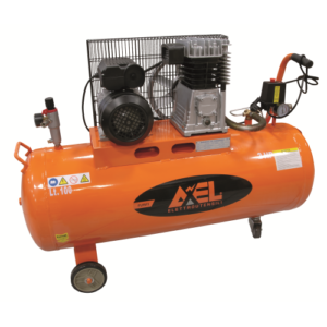 COMPRESSORE CINGHIA AXEL 100 LITRI 2 HP 10 BAR 1080 RPM