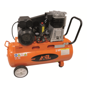 COMPRESSORE CINGHIA AXEL 50 LITRI 2 HP 10 BAR 1080 RPM