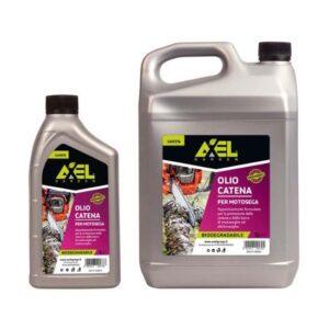 Olio refrigerante biodegradabile per catena motosega Axel
