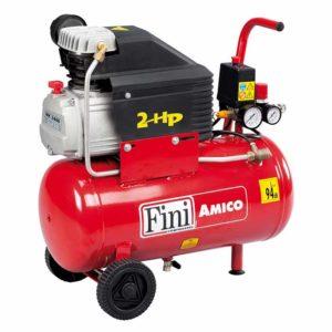 COMPRESSORE FINI AMICO MK2400 24 LITRI 2 HP