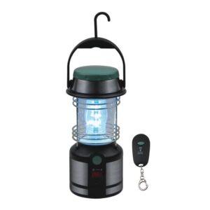LAMPADA CAMPEGGIO RICARICABILE 12 LED CON TELECOMANDO