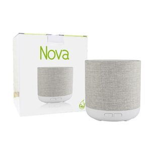 Diffusore ad ultrasuoni cover in tessuto Nova 200 ml Gisa