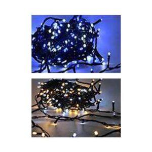 MINILUCCIOLE LED ESTERNO 180 lampade Luce BICOLORE